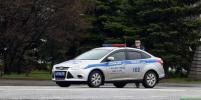 Погоня со стрельбой произошла в центре Москвы