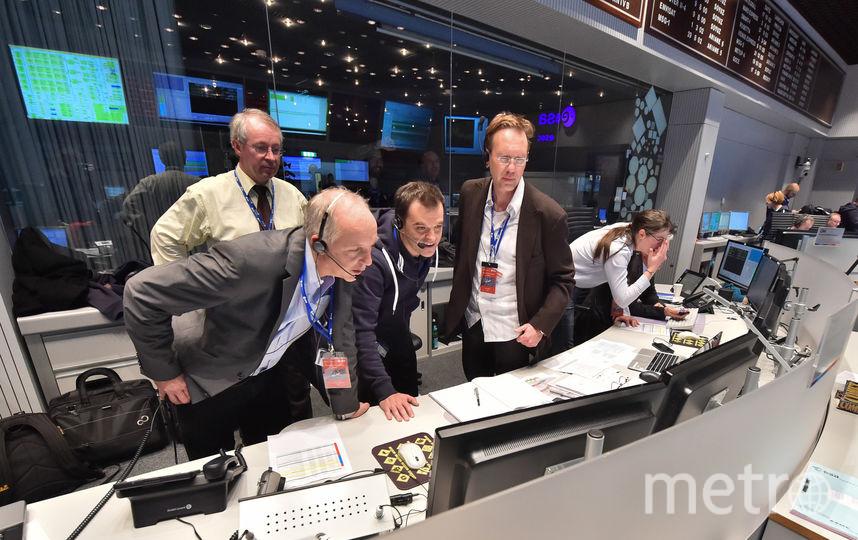 Эксперты наблюдают за движением кометы. Фото Getty