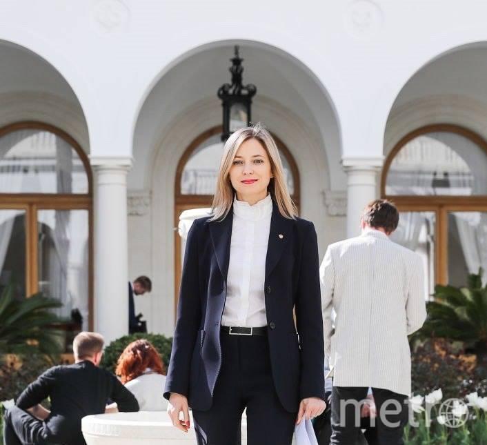 Экс-прокурор Крыма Наталья Поклонская. Фото www.facebook.com/PoklonskayaNV