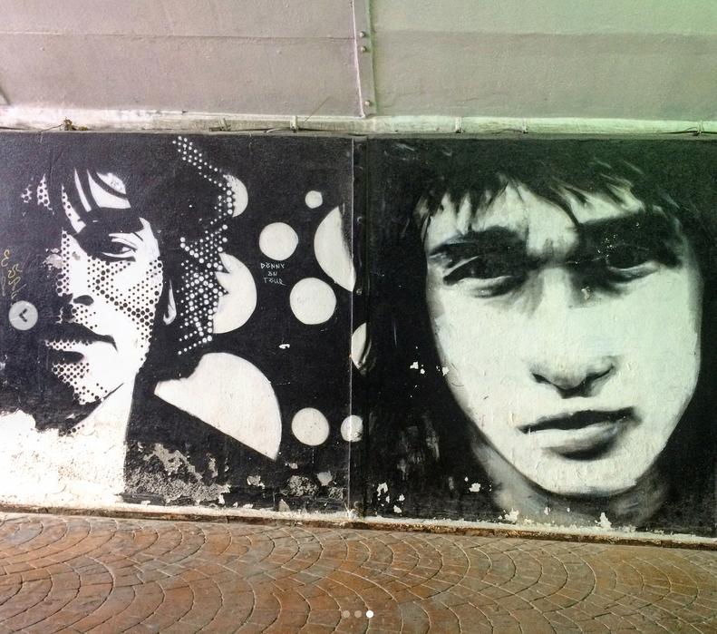 28 лет без Виктора Цоя: Как вспоминают музыканта сегодня. Екатеринбург. Фото Скриншот Instagram: @dddonskova