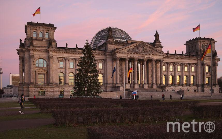 Парламент Германии. Фото Getty