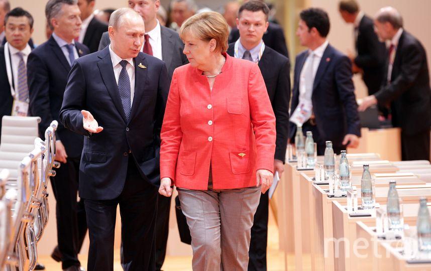 Путин посетит свадьбу главы МИД Австрии и потом поедет на встречу с Меркель. Фото Getty