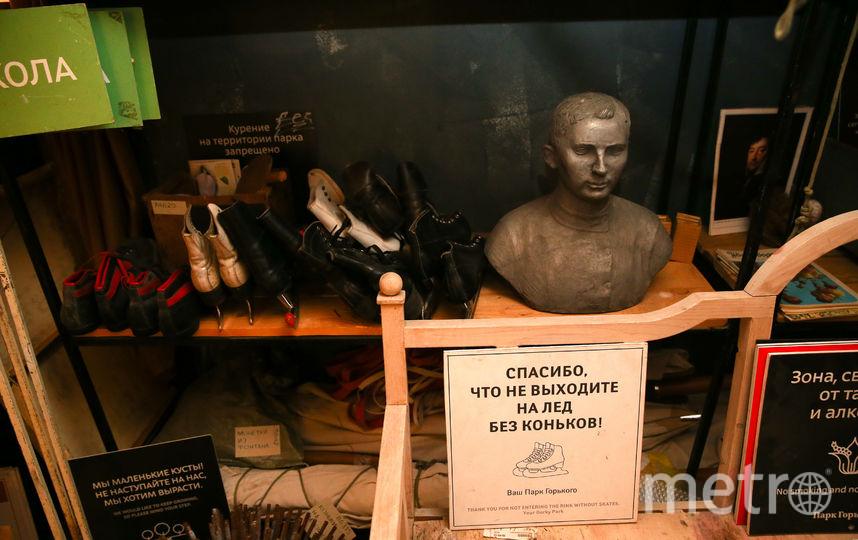 Репортёр Metro посетила выставку в ММОМА в связи с днём рождения Парка Горького. Фото Василий Кузьмичёнок