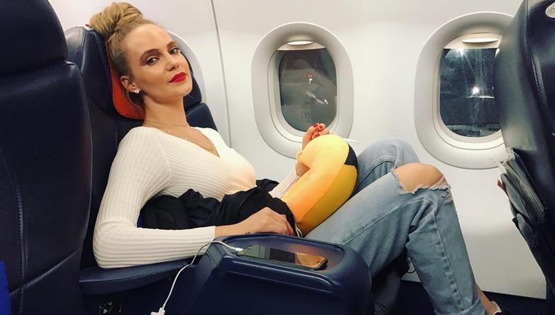 Наталья Ионова, фотоархив. Фото скриншот https://www.instagram.com/chistyakova_ionova/