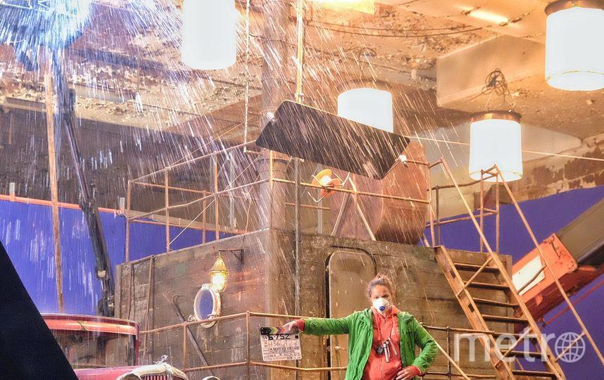 "Кадры со съмок фильма ""Спасти Ленинград"". Фото Алена Бобрович, ""Metro"""