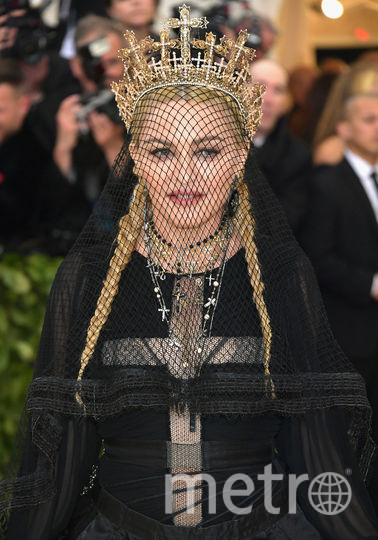 Мадонна на балу Института костюма Met Gala в Нью-Йорке, 2018 год. Фото Getty