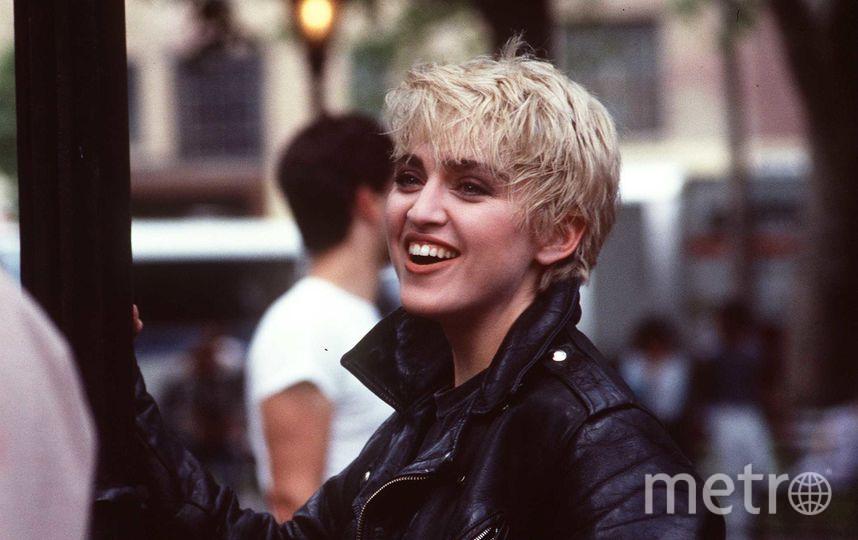 Мадонна, 1986 год. Фото Getty