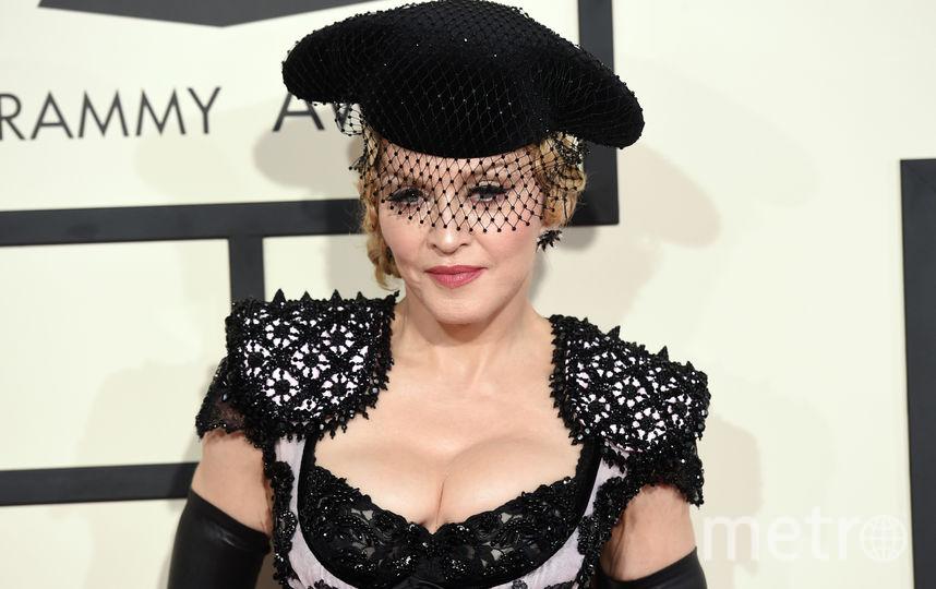 Мадонна, 2015 год. Фото Getty
