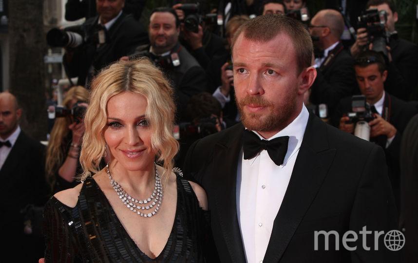 Мадонна и Гай Ричи, 2008 год. Фото Getty