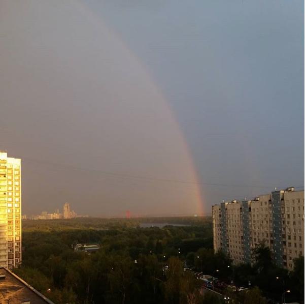 Скриншот instagram.com/mariakistanova/?hl=ru.