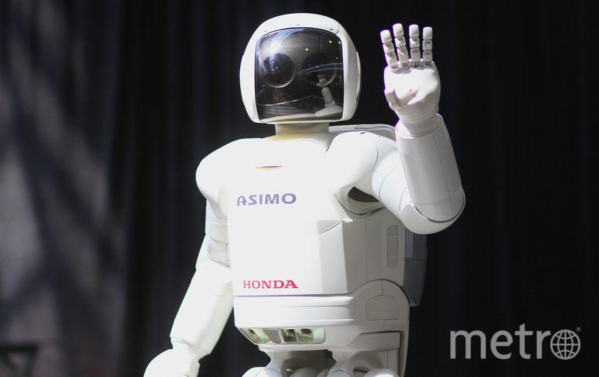 ИИ часто представляют с лицом робота. Фото Getty