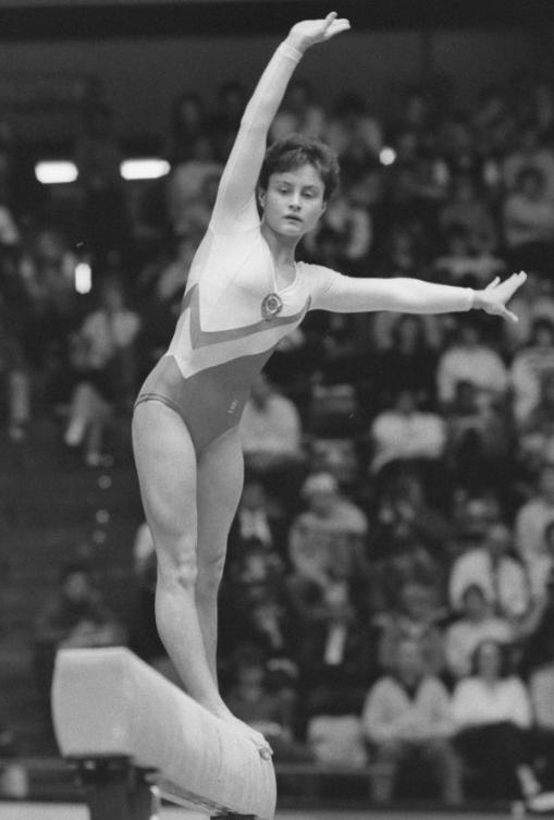 Елена Шушунова, фотоархив. Фото Wikipedia
