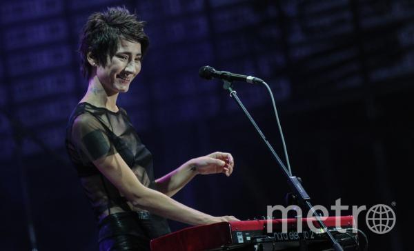 Земфира ответила на вопросы поклонников. Фото РИА Новости