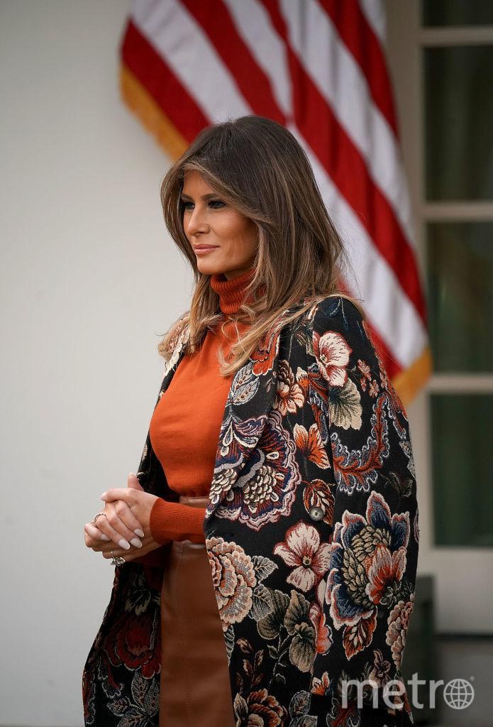 Мелания Трамп, фотоархив. Фото Getty