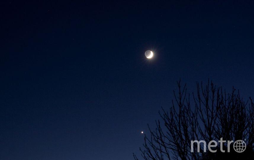 Россияне смогут увидеть до конца августа сближение Луны с тремя планетами. Фото Pixabay.com