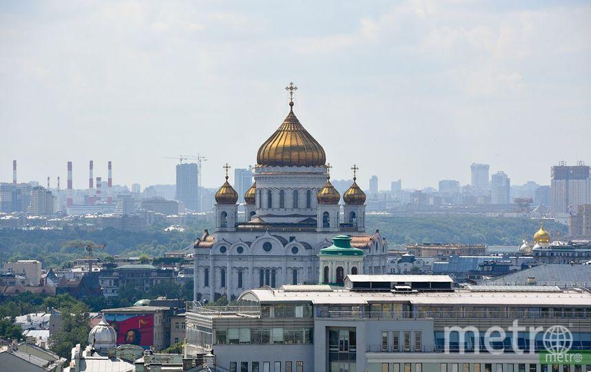 Рост атмосферного давления ожидается в Москве. Фото Василий Кузьмичёнок