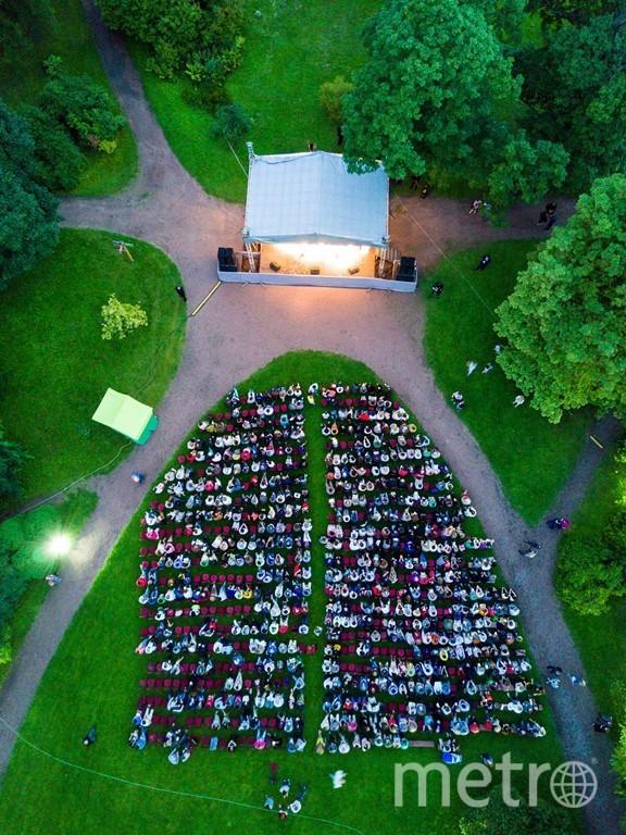 Классика в Ботаническом саду. Фото Руслан Шамуков, Предоставлено организаторами