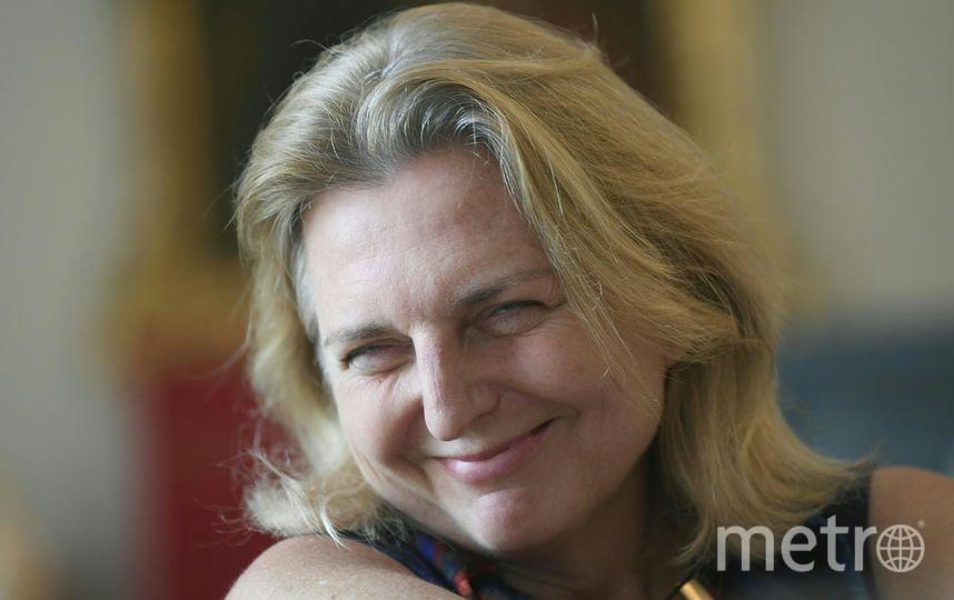 Карин Кнайсль. Фото AFP