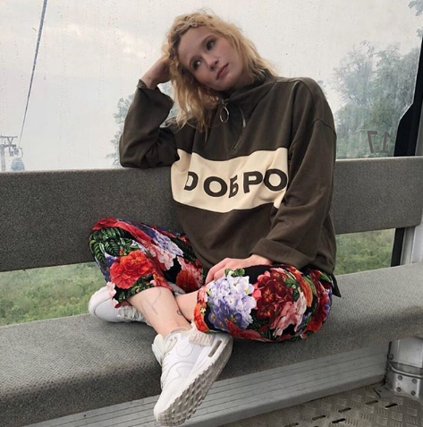 Певица Монеточка. Фото Instagram/monetochka.official