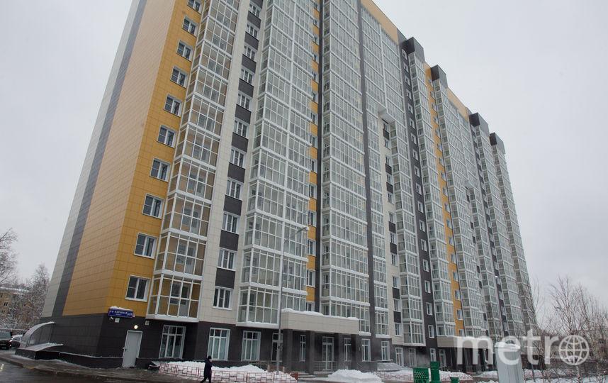 Собянин: Несколько сотен семей уже получили квартиры по программе реновации. Фото Василий Кузьмичёнок