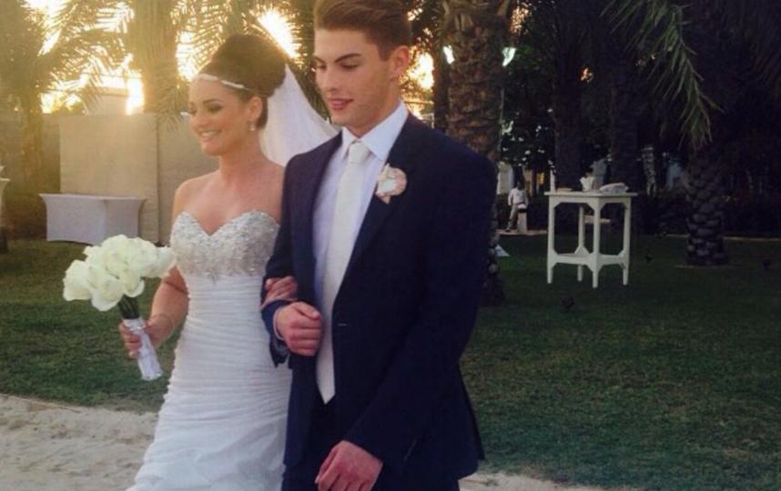 Джош Бейтсон на свадьбе сестры. Фото instagram.com/joshbateson