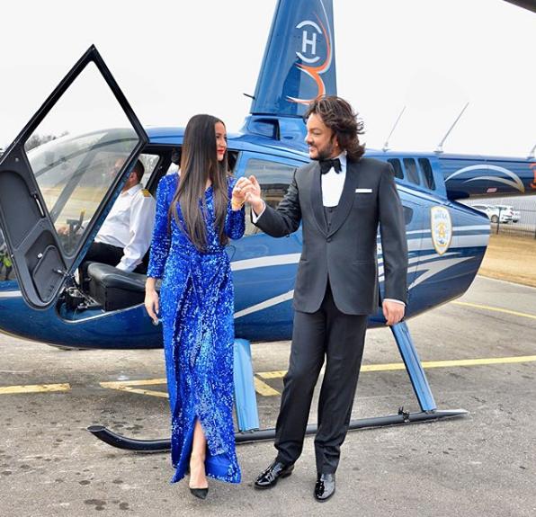 Ольга Бузова и Филлип Киркоров. Фото Скриншот Instagram: fkirkorov