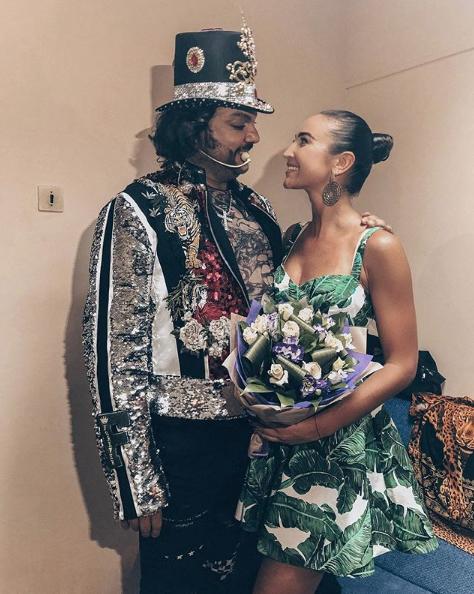 Ольга Бузова и Филлип Киркоров. Фото Скриншот Instagram: buzova86