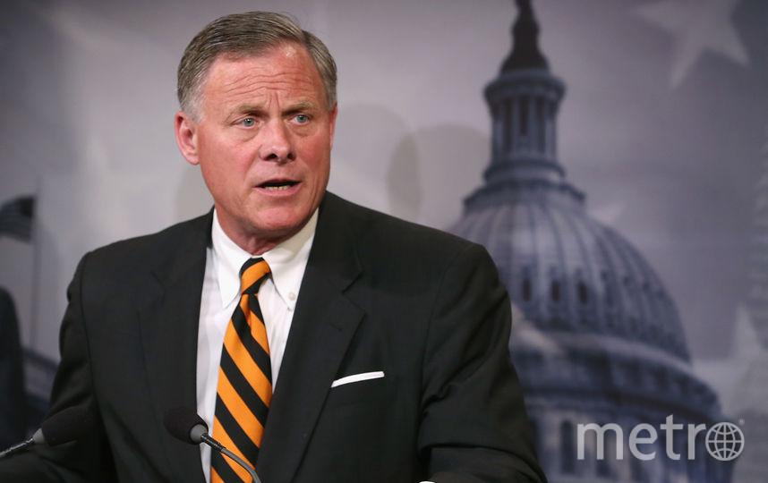 Глава комитета по разведке сената США Ричард Берр. Фото Getty