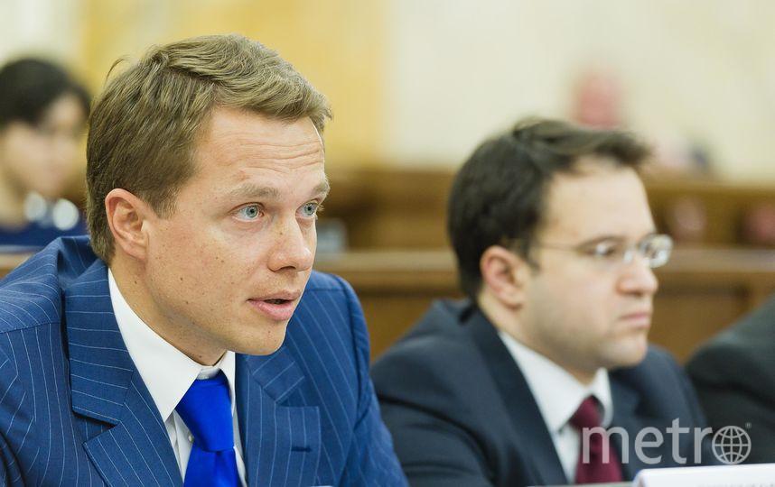 Заммэра Москвы Максим Ликсутов. Фото mos.ru