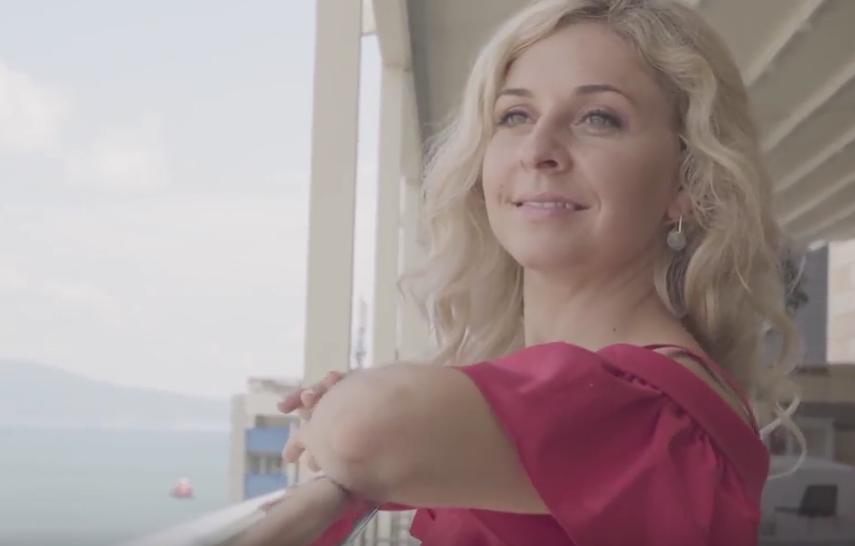 Татьяна Полякова, Новороссийск. Фото Все - скриншот YouTube