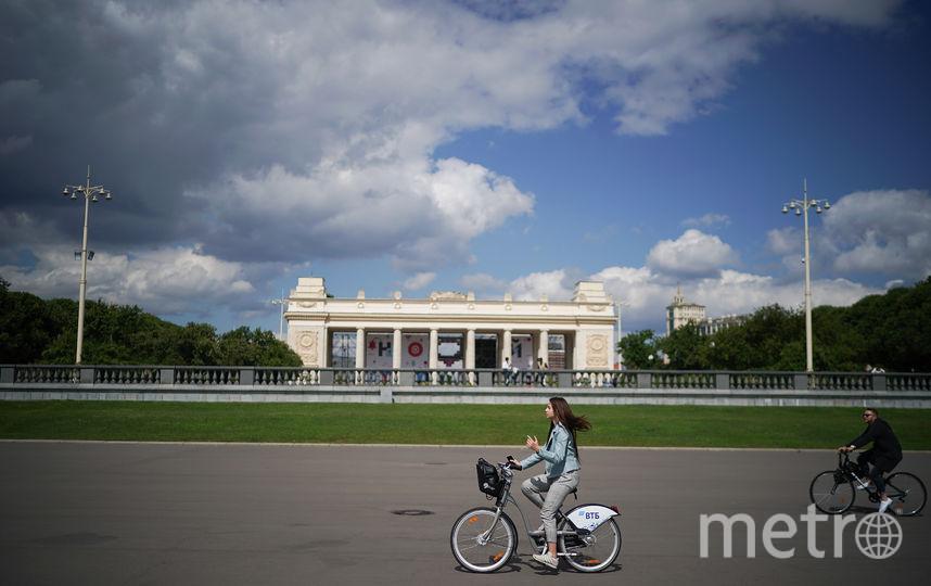 В Москве прогнозируют похолодание. Фото Getty
