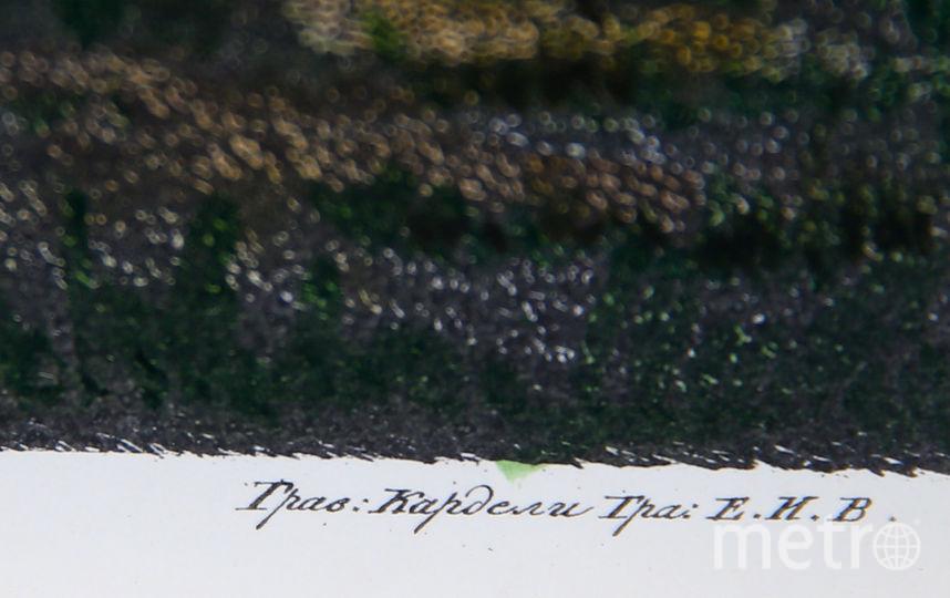 Баталист на Тверском расцвечивает гравюры. Фото Василий Кузьмичёнок