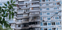 Один человек погиб и 17 были спасены при пожаре на севере Москвы