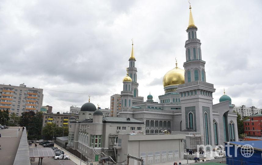 Московская соборная мечеть. Фото Василий Кузьмичёнок