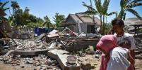 В Индонезии произошло два землетрясения за сутки: фото