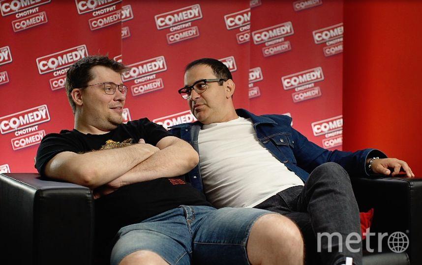 Гарик Харламов и Гарик Мартиросян. Фото ТНТ4.