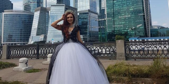 Ксения Андреева, фотоархив.