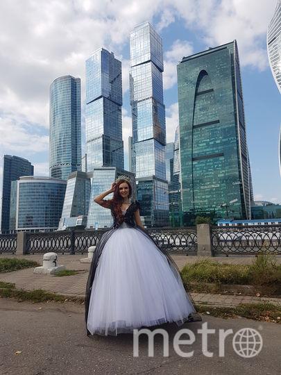 Ксения Андреева, фотоархив. Фото предоставлено Ксенией Андреевой.
