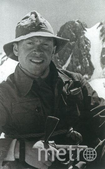 Михаил Бобров, фотоархив. Фото Библиотека им. Б. Ельцина, Интерпресс, Никита Инфантьев