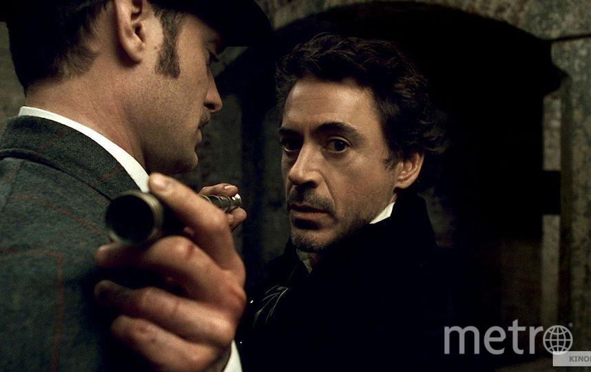 "Кадр из фильма ""Шерлок Холмс"". Фото «Каро-Премьер», kinopoisk.ru"