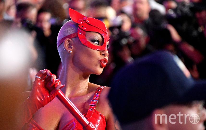 Эмбер Роуз. Фото Getty