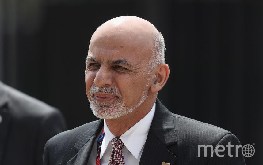 Президент Афганистана Ашраф Гани. Фото Getty