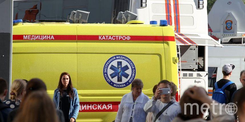 26 человек отравились в подмосковных Котельниках, один из них скончался