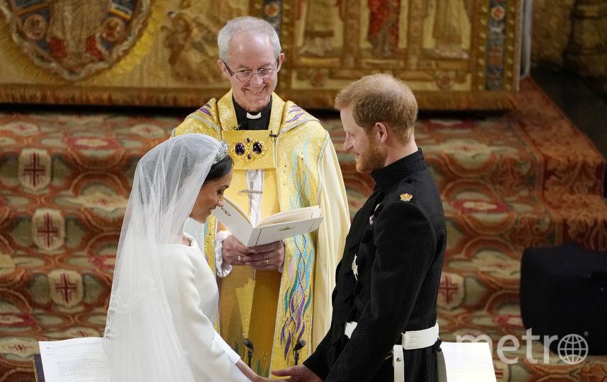 Свадтба принца Гарри и Меган Маркл. Фото Getty