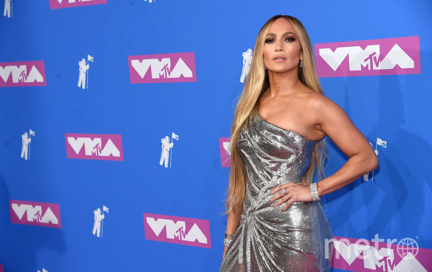 Дженнифер Лопес на MTV Video Music Awards. Фото Getty