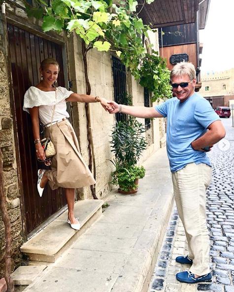 Четыре года исполнилось дочери Татьяны Навки и Дмитрия Пескова. Фото Скриншот Instagram @tatiana_navka.