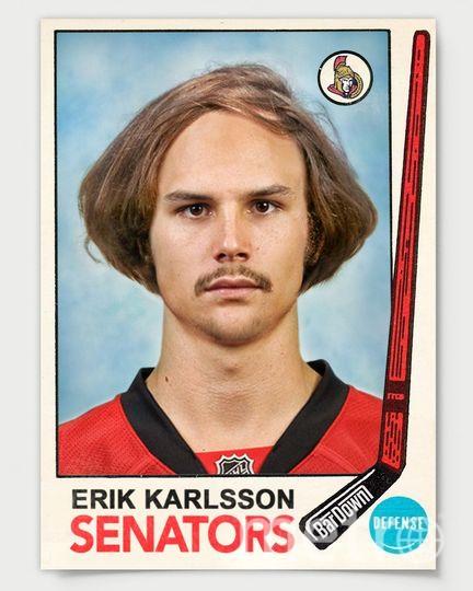 Эрик Карлссон.