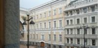 В Петербурге обрушились строительные леса со здания Главного штаба: трое госпитализированы