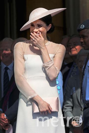 Первый выход в свет Меган Маркл после свадьбы. Фото Getty