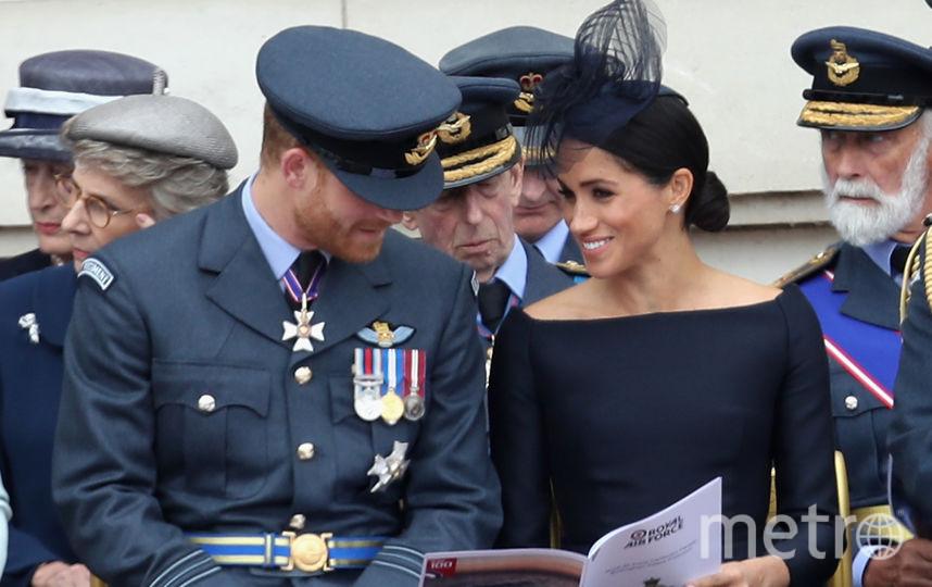 Меган Маркл и принц Гарри. Фото Getty
